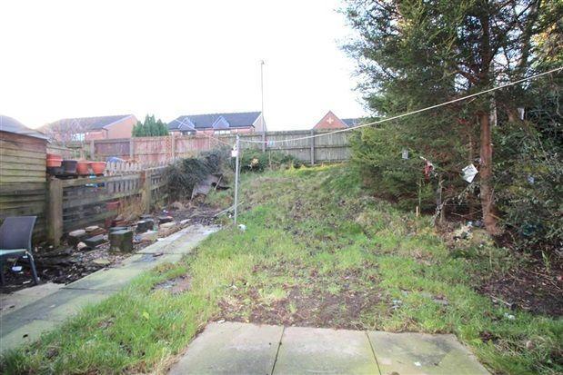 Rear Garden of Canal Walk, Chorley PR6