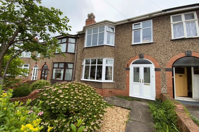 Thumbnail Terraced house for sale in Clovelly Road, Bristol