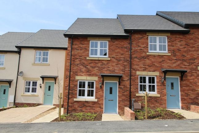 2 bedroom terraced house for sale in Rudchester Close, Dovecote Place, Newcastle Upon Tyne