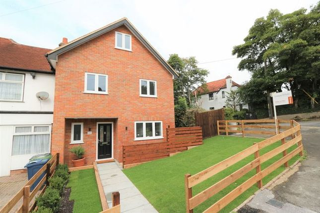 Thumbnail Semi-detached house for sale in Totteridge Road, High Wycombe