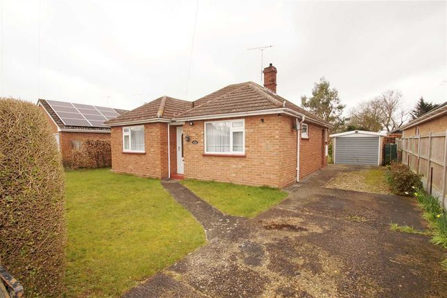 Thumbnail Bungalow for sale in Red Tiles, Chilton Close, Great Horkesley, Colchester