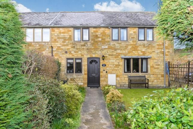 Thumbnail End terrace house for sale in Hornes Place, Moreton-In-Marsh, Gloucestershire, 1 Hornes Place