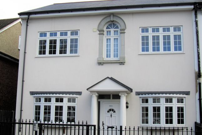 Thumbnail Semi-detached house to rent in Lansdowne Road, London