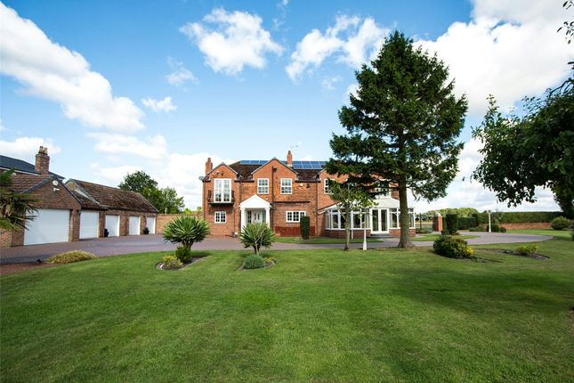 Thumbnail Detached house for sale in Howden Dyke Road, Howden