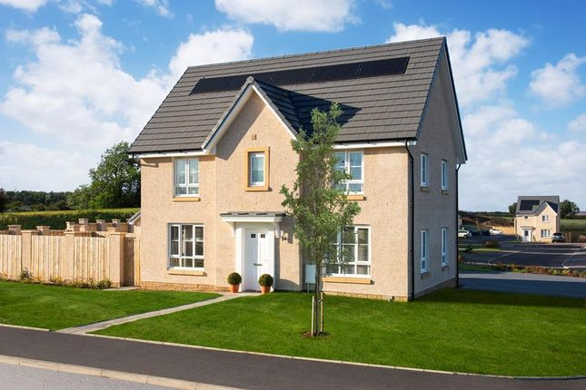 "Thumbnail Detached house for sale in ""Craigston"" at Glasgow Road, Kilmarnock"