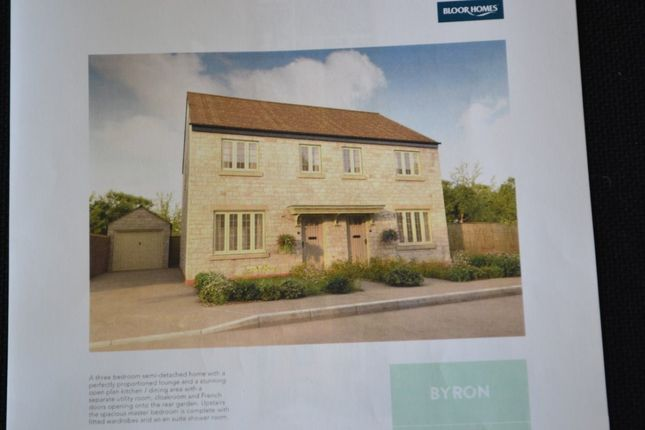 3 bed semi-detached house to rent in Phillips Drive, Chipping Norton OX7