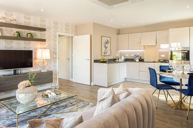 "Living Room of ""Chambray House"" at Hackbridge Road, Wallington SM6"