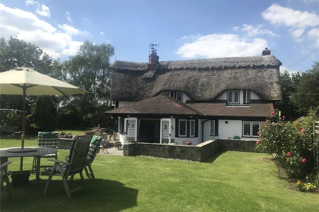 Thumbnail Property for sale in Manor Road, Wickhamford, Evesham, Worcestershire