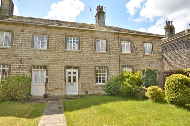 2 bed terraced house for sale in The Avenue, Harewood, Leeds LS17