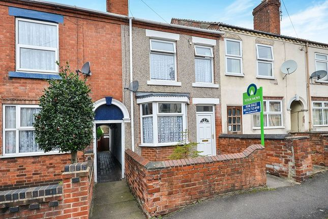 Thumbnail Terraced house for sale in Sedgwick Street, Langley Mill, Nottingham