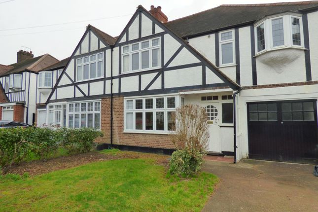 Thumbnail Semi-detached house to rent in Celtic Avenue, Shortlands, Bromley