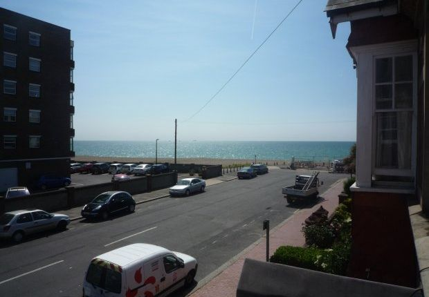 Thumbnail Flat to rent in The Esplanade, Worthing