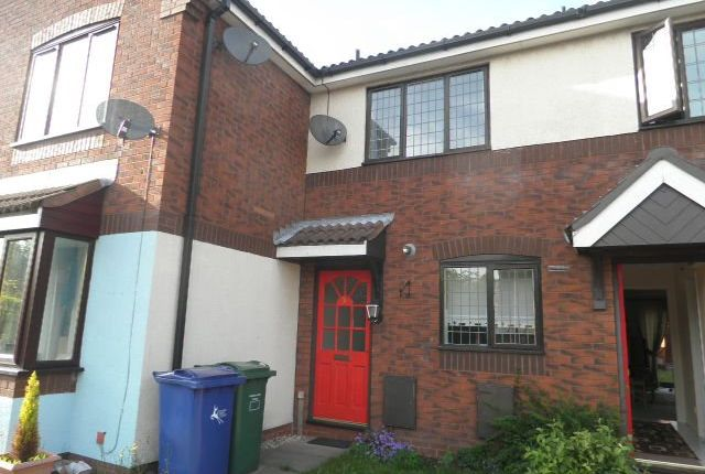 2 bed terraced house to rent in Van Gogh Close, Cannock