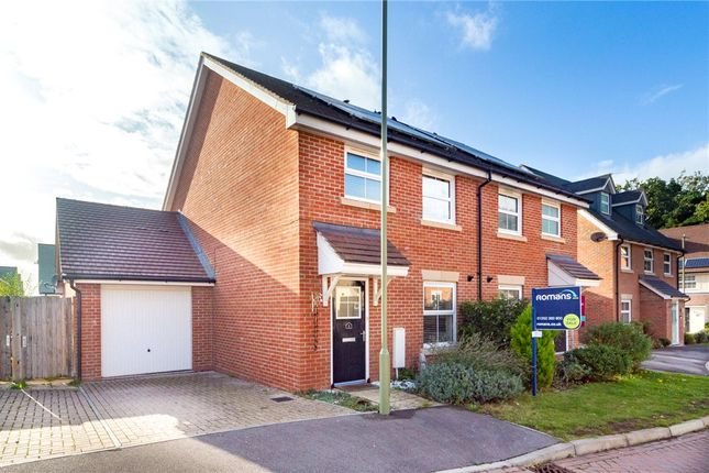 Semi-detached house for sale in Macintyre Place, Church Crookham, Fleet