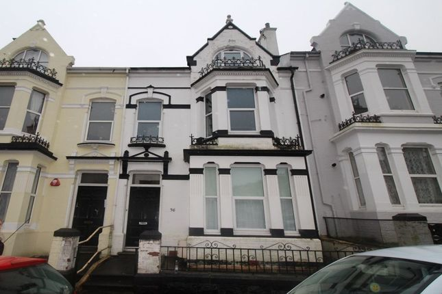 Thumbnail Terraced house to rent in Beaumont Road, St. Judes, Plymouth