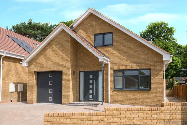 Thumbnail Detached bungalow for sale in The Spinney, Potters Bar, Hertfordshire