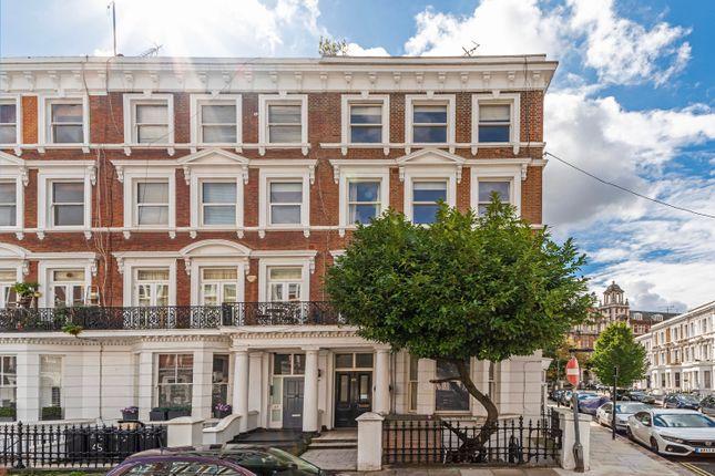 3 bed flat to rent in Maclise Road, West Kensington W14