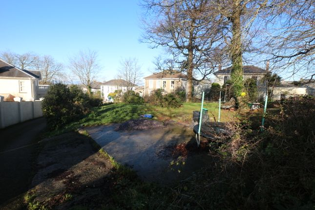 Thumbnail Land for sale in Trevu Road, Camborne