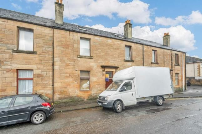 External of Colquhoun Street, Stirling, Stirlingshire FK7