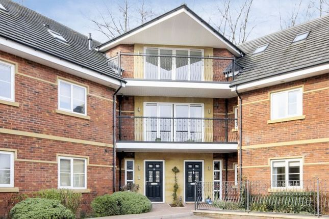 Thumbnail Town house for sale in Kingsley Hall, Lymewood Close, Newcastle