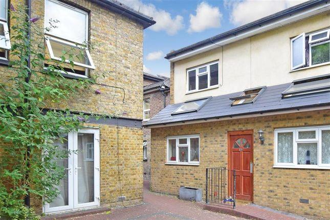 Thumbnail End terrace house for sale in Manor Road, Wallington, Surrey