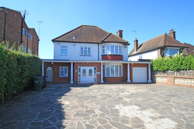 Thumbnail Detached house to rent in High Road, London