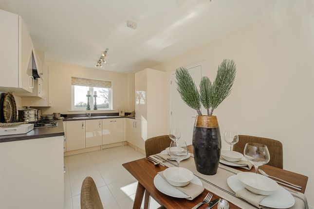 New home, 3 bed semi-detached house for sale in