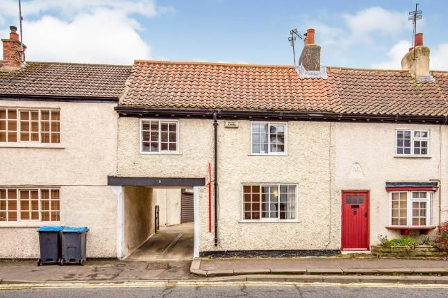 2 bed terraced house for sale in West End, Stokesley, North Yorkshire, Uk TS9