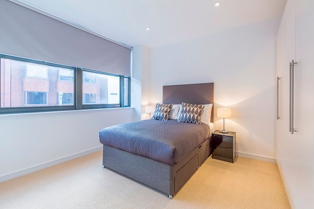 Thumbnail Flat to rent in Scimitar House, 23 Eastern Road, Romford, Essex