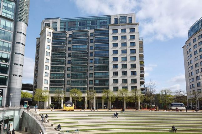 Thumbnail Flat to rent in Sheldon Square, London