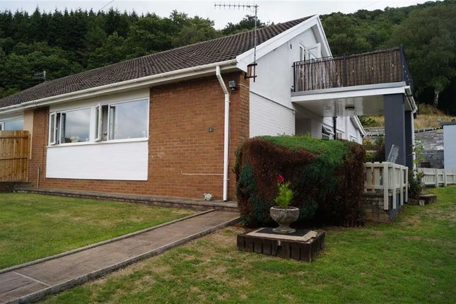 Thumbnail Semi-detached bungalow for sale in John Street, Mountain Ash