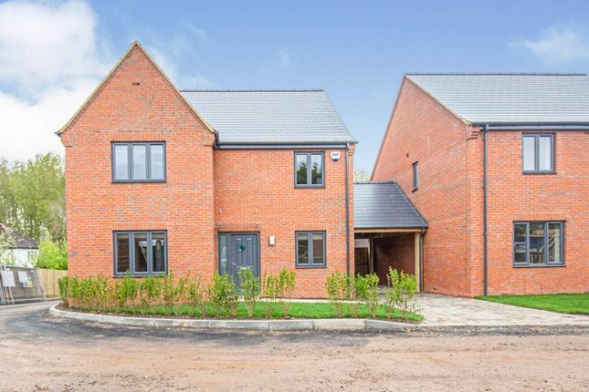 Thumbnail Detached house for sale in Harbury Lane, Bishops Tachbrook, Leamington Spa