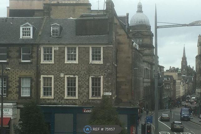 Thumbnail Flat to rent in Nicolson Square, Edinburgh