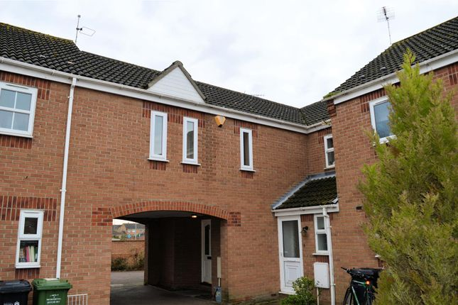 Thumbnail Flat for sale in Caxton Court, King's Lynn
