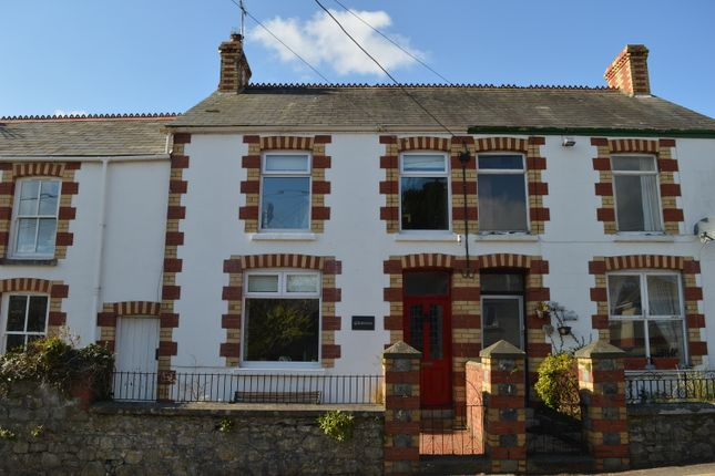 Thumbnail Terraced house for sale in Colhugh Street, Llantwit Major