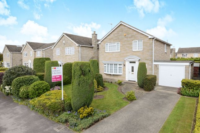 Thumbnail Detached house for sale in Sandholme, Haxby, York