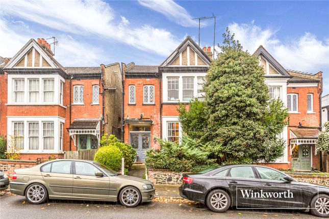 Thumbnail Semi-detached house for sale in Lansdowne Road, Finchley, London