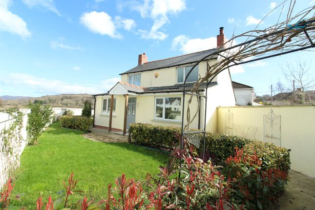 Thumbnail Detached house for sale in Isca Road, Caerleon, Newport