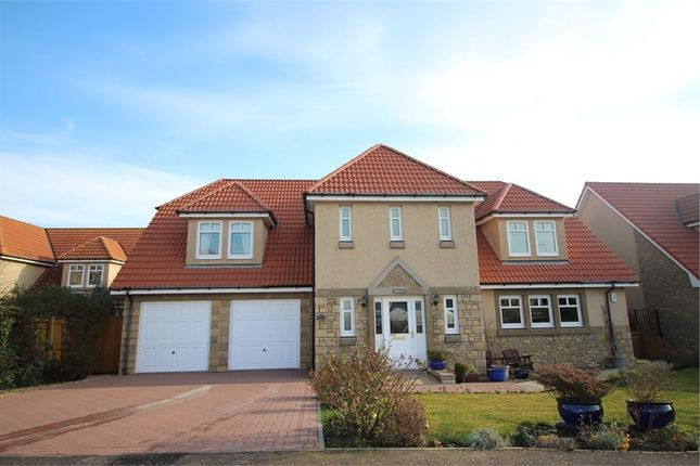 Thumbnail Detached house for sale in Inchkeith Crescent, Kirkcaldy, Fife