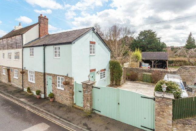 Thumbnail Semi-detached house for sale in Bromfield Road, Ludlow