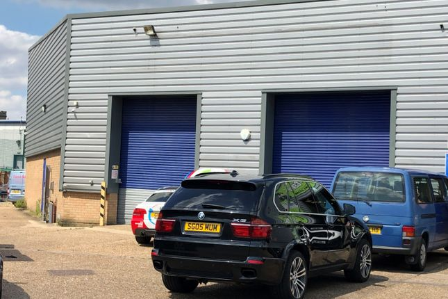 Thumbnail Industrial to let in Unit 5 Cavendish Street, Ipswich