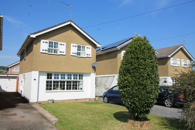 Thumbnail Detached house for sale in 13 Exeter Road, Portishead, North Somerset