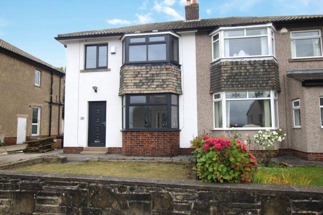 Thumbnail Semi-detached house to rent in Grange Road, Eldwick, Bingley, West Yorkshire
