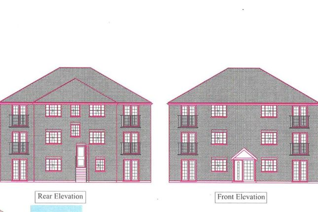 Thumbnail Flat for sale in New Build Apartments, Robinia, Tamworth