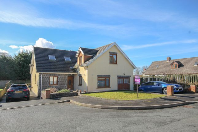 5 bed detached house for sale in Lucy Walters Close, Rosemarket