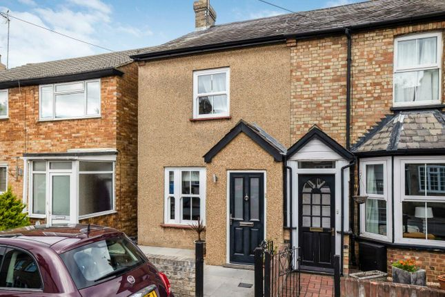 Thumbnail Terraced house to rent in Thornton Road, Potters Bar