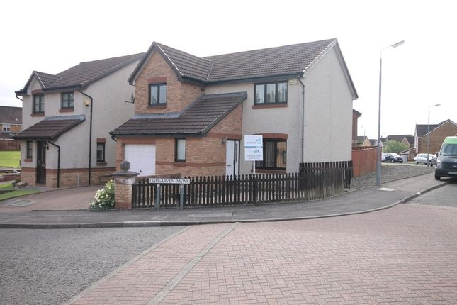Thumbnail Detached house to rent in Dalgarven Mews, Kilmarnock