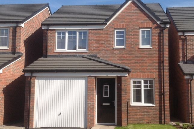 "Thumbnail Detached house for sale in ""Rufford"" at Windsor Way, Carlisle"