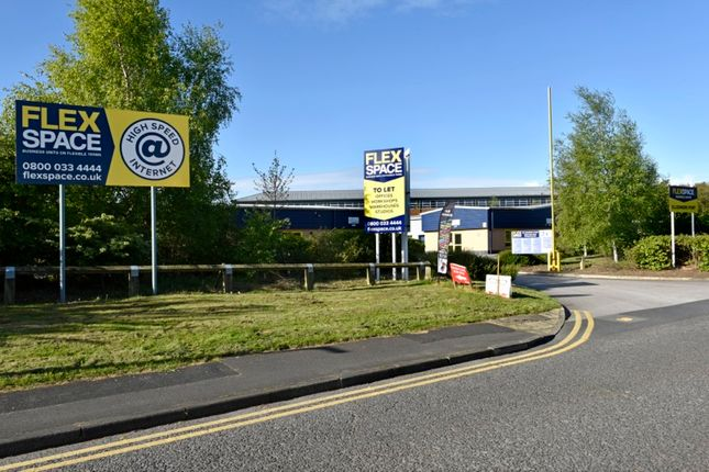 Thumbnail Office to let in Pioneer Business Centre, North Road, Ellesmere Port