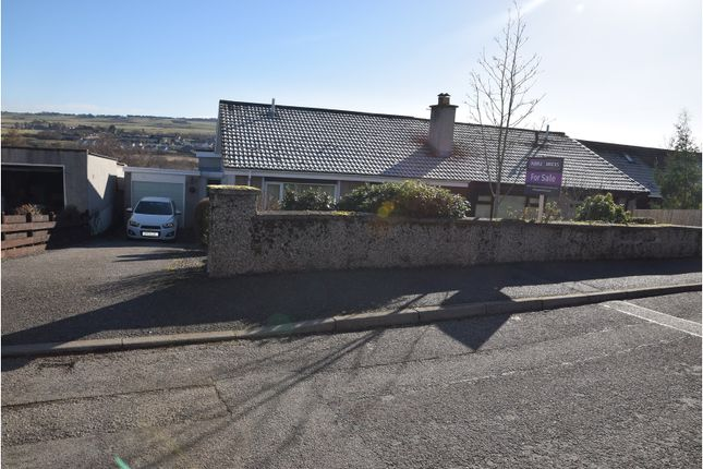 Thumbnail Bungalow for sale in Stuarthill Drive, Dingwall